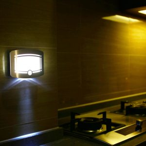 Motion Sensor Wall Sconce